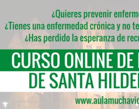 Curso online de Santa Hildegarda