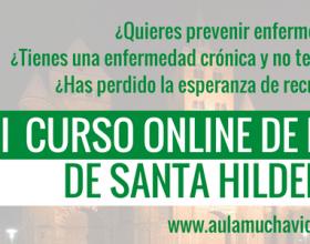 I Curso online de Santa Hildegarda
