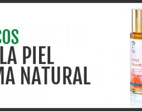Cuidar la piel de forma natural