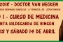 Curso de medicina del Doctor Louis Van Hecken