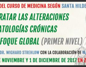 Tercera edición del Curso de Medicina según Santa Hildegarda