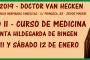 Módulo II del curso de medicina del Doctor Louis Van Hecken