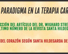 Cambio de paradigma en la terapia cardiológica