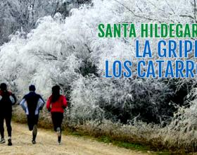 Santa Hildegarda, la gripe y los catarros