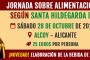 Jornada sobre Alimentación y Salud en Alcoy