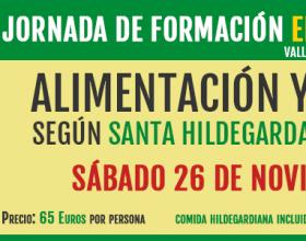 Jornada de Formación sobre Alimentación y Salud en Barcelona
