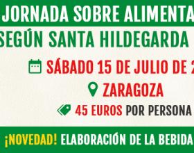 Jornada sobre Alimentación y Salud en Zaragoza